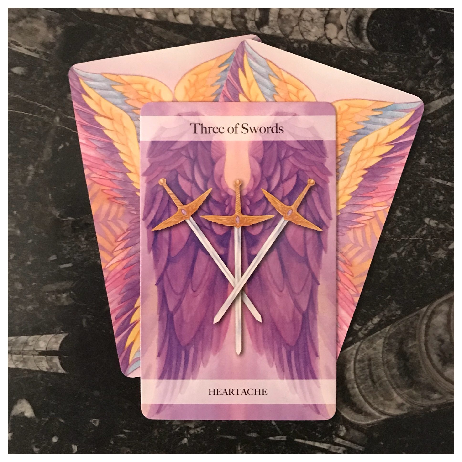 Angel Tarot Course - Three
