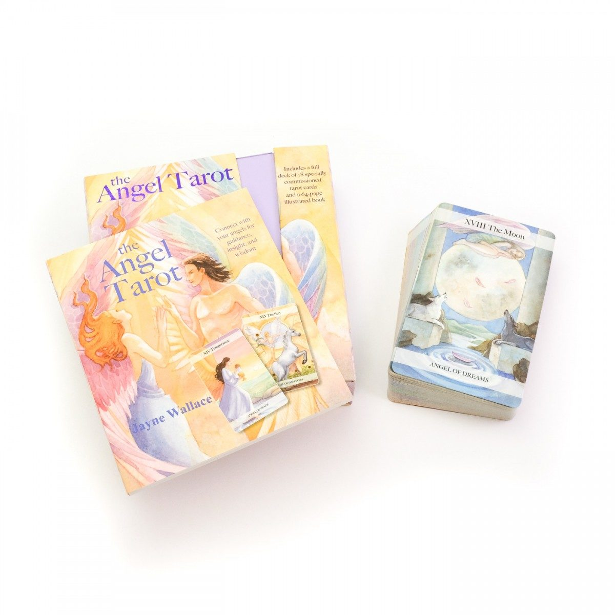 Angel Tarot Course - The Moon & The Sun