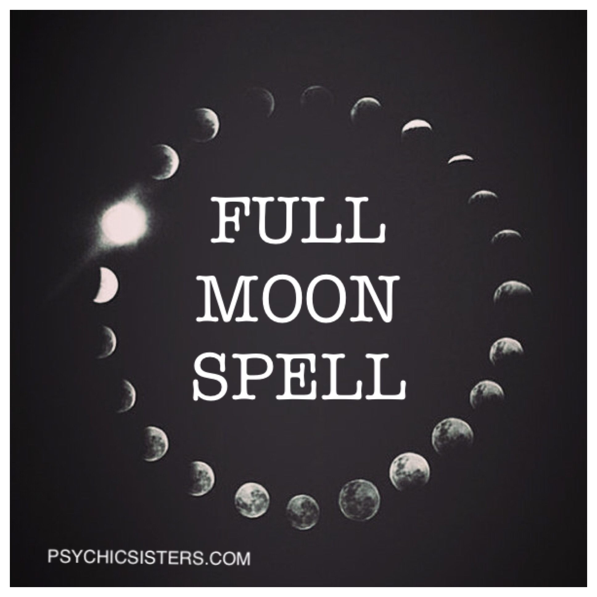 FULL MOON MAGIC