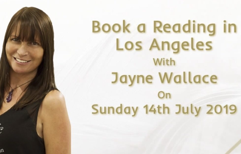 NOW BOOKING - FACE TO FACE READINGS IN LA!