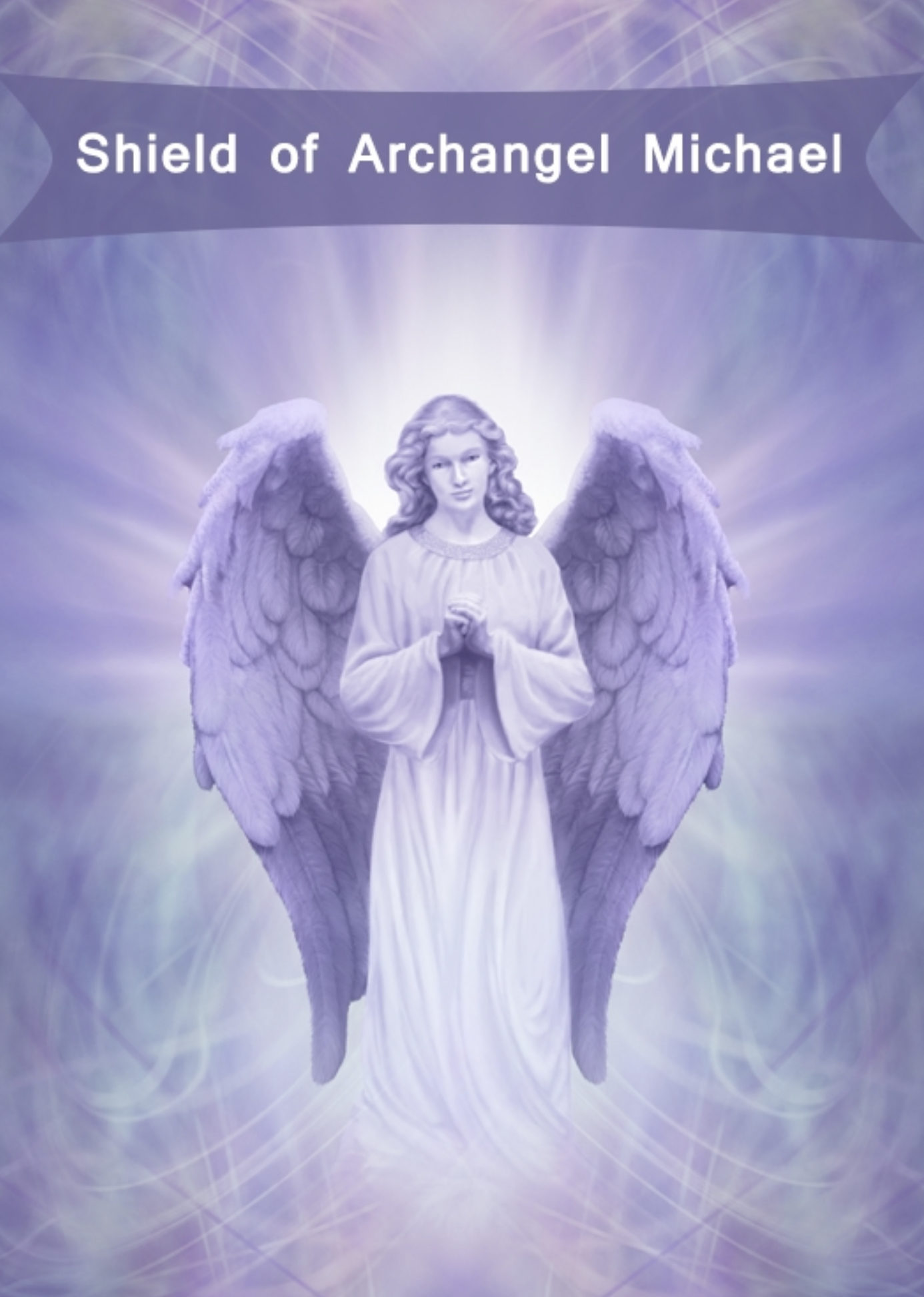 Invoke the Guidance and Protection of Archangel Michael.