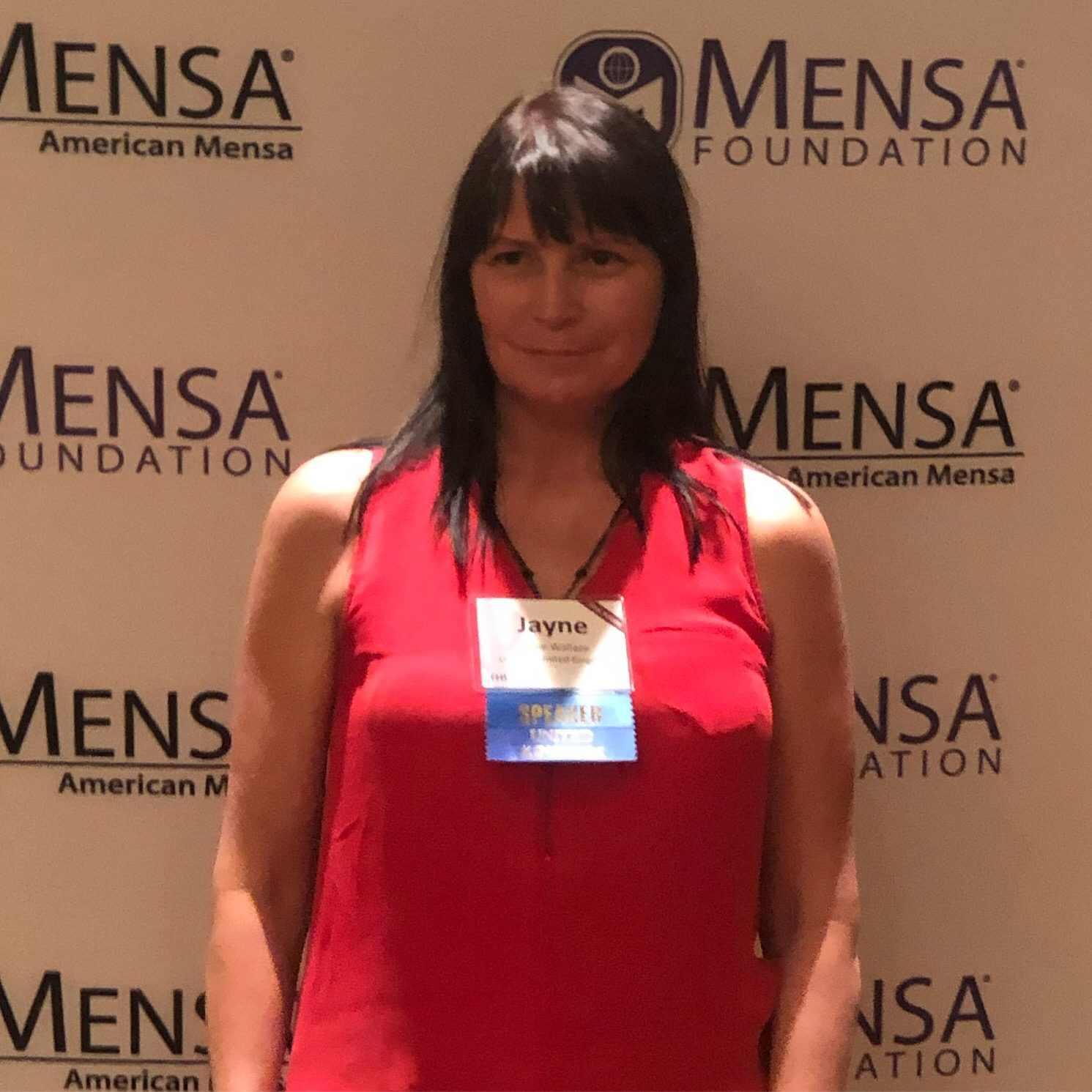 Jayne Wallace,MENSA Annual Conference Keynote Speaker