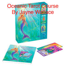 Oceanic Tarot Course - Queens - Week 17