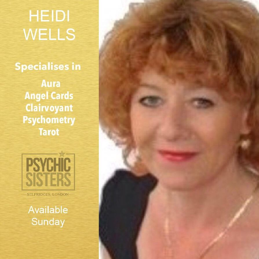 Reader of the month Heidi Wells
