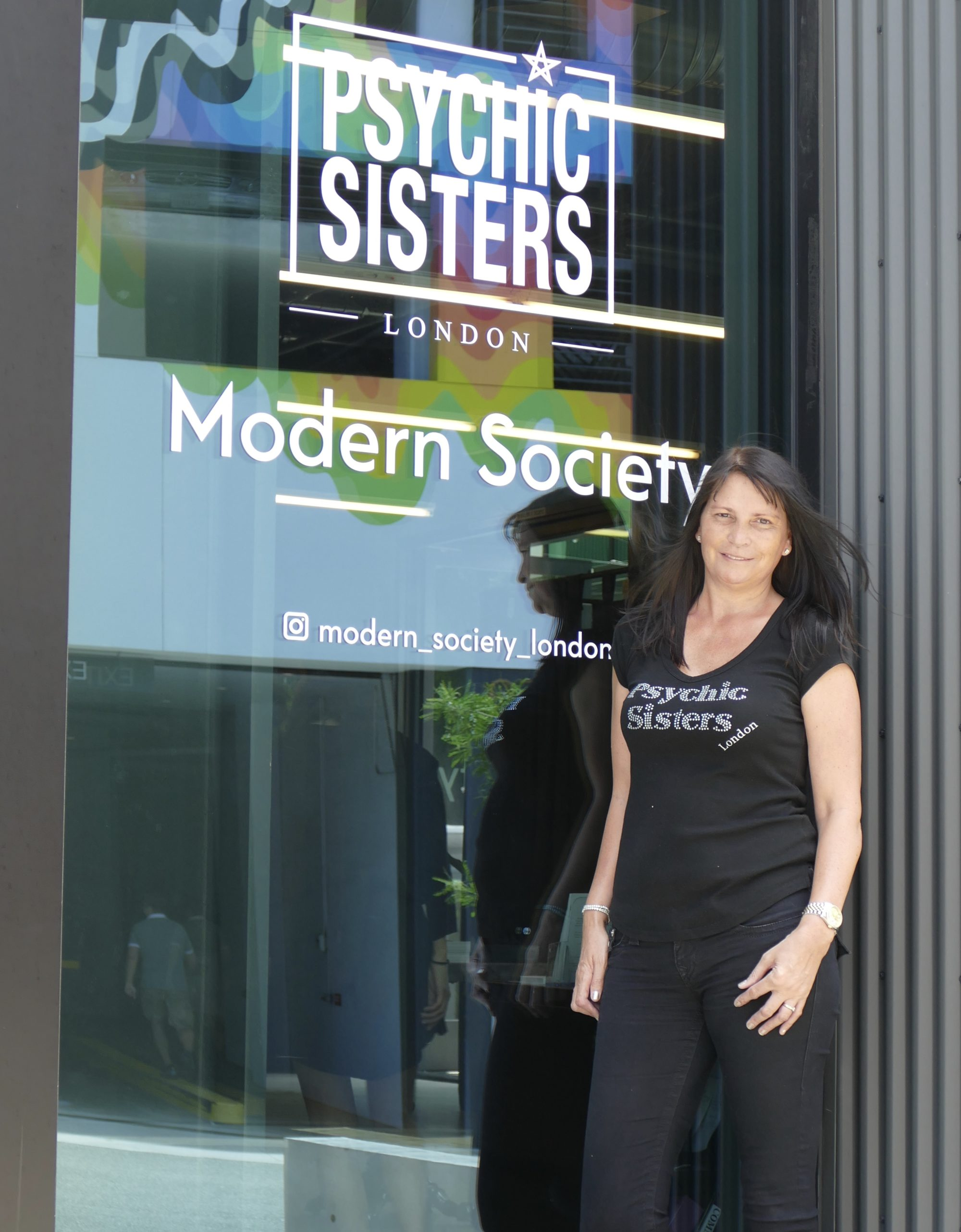 Psychic Sisters new boutique in Los Angeles.