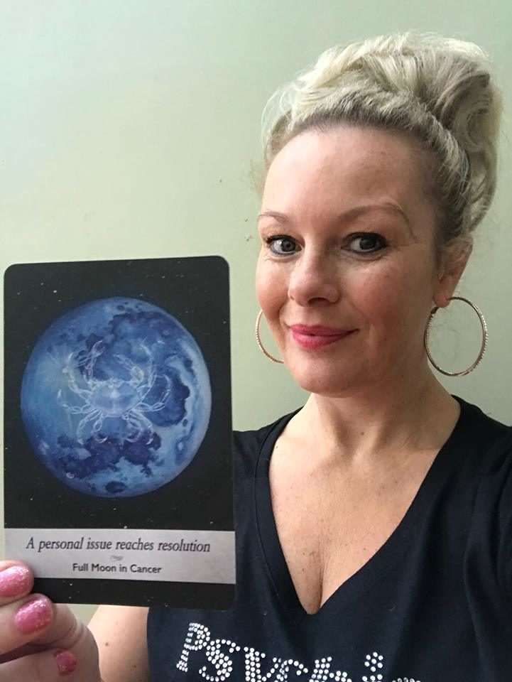Full Moon in Cancer by Kate May
