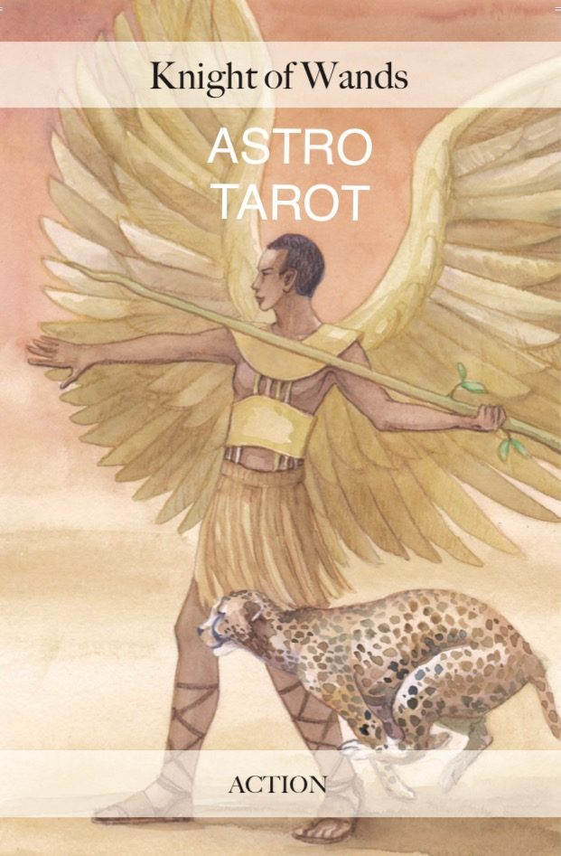 July's Astro Tarot