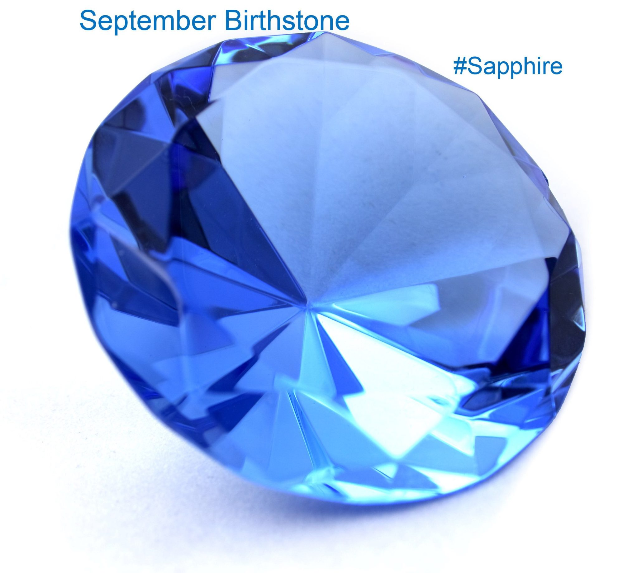 September's birthstone
