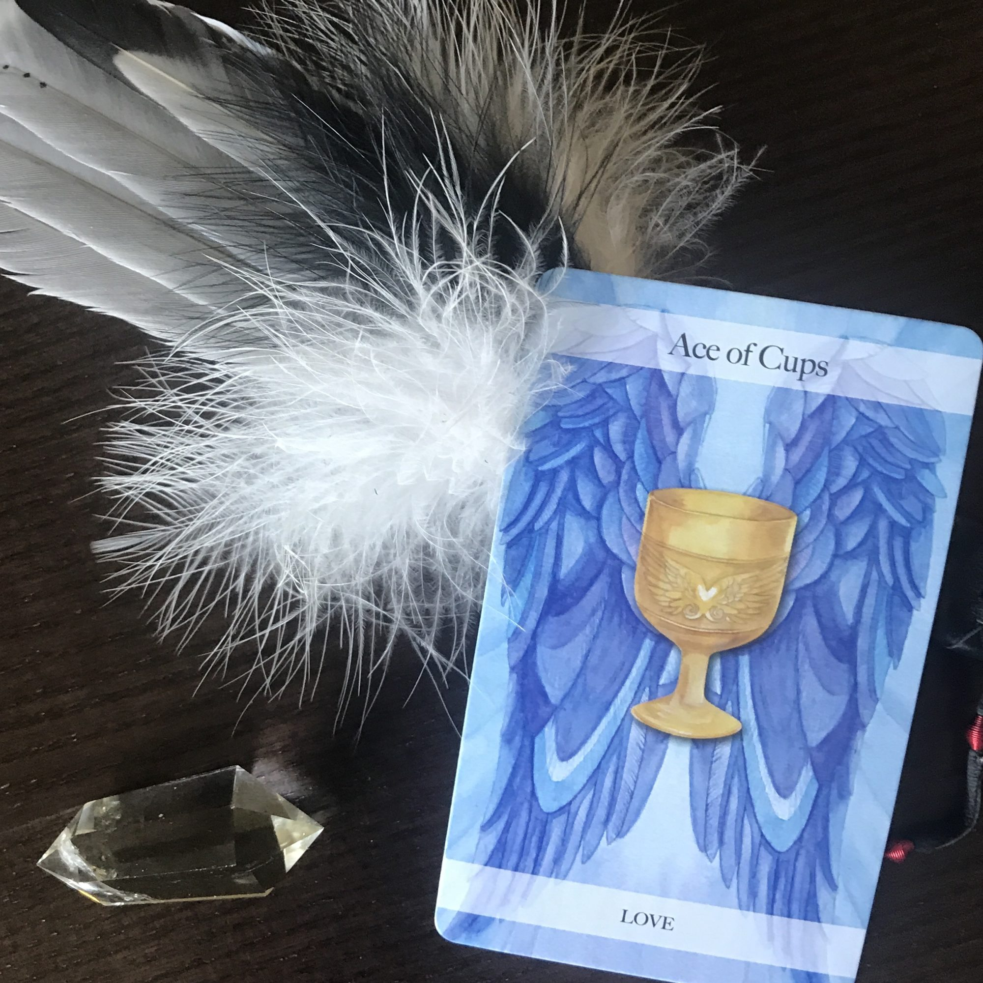 Angel Tarot Course - Ace