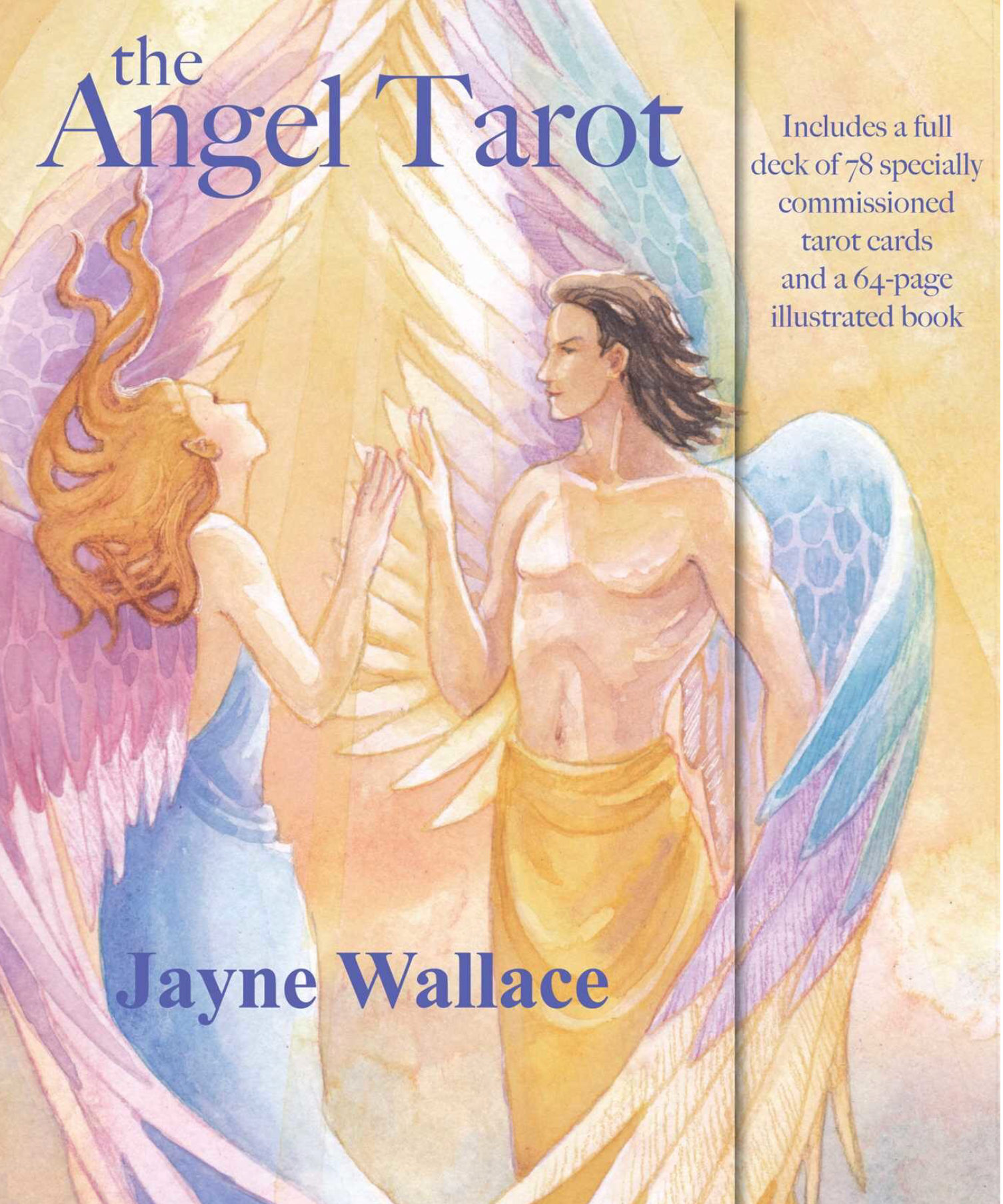 ANGEL TAROT COURSE - The High Priestess & The Empress