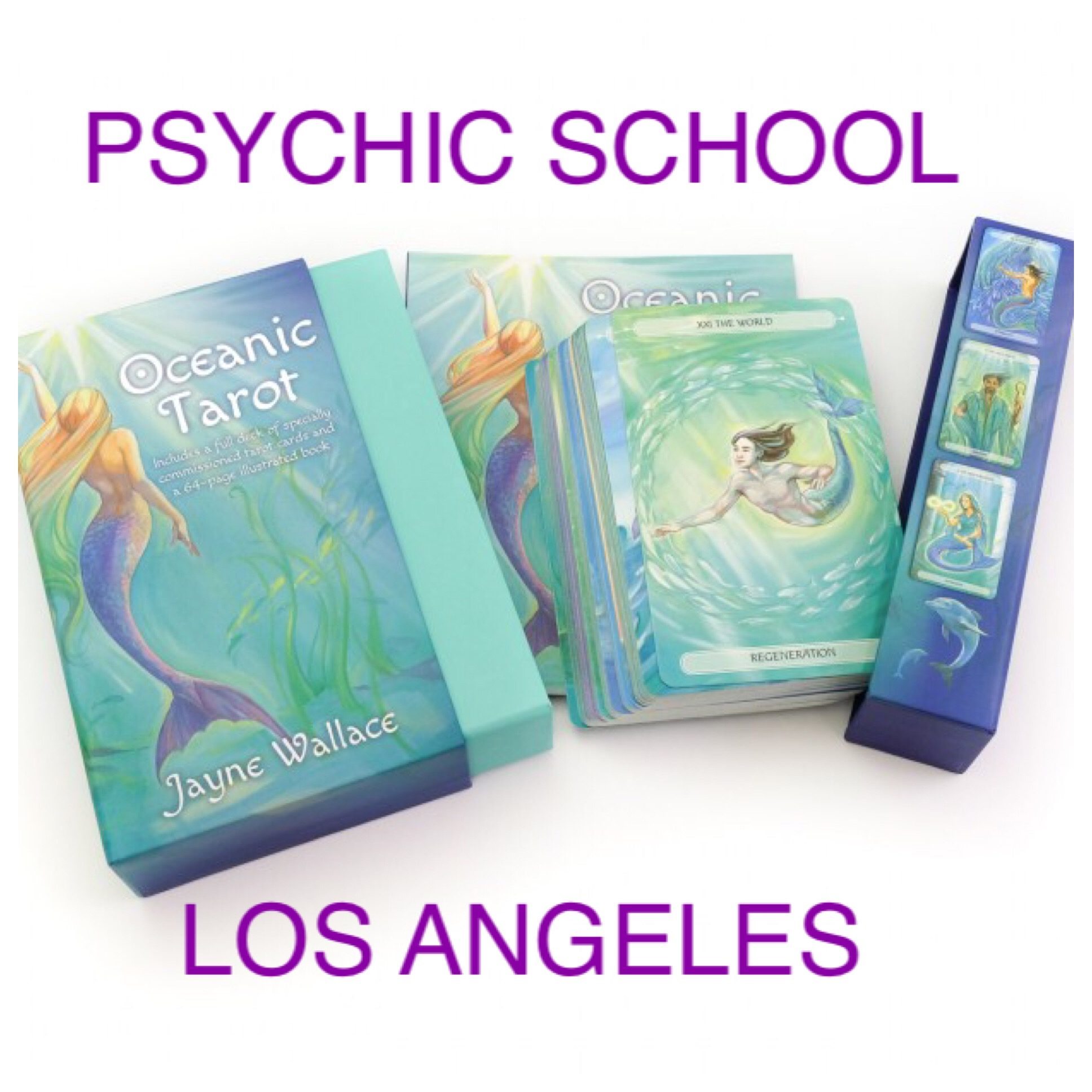 Psychic School in Los Angeles