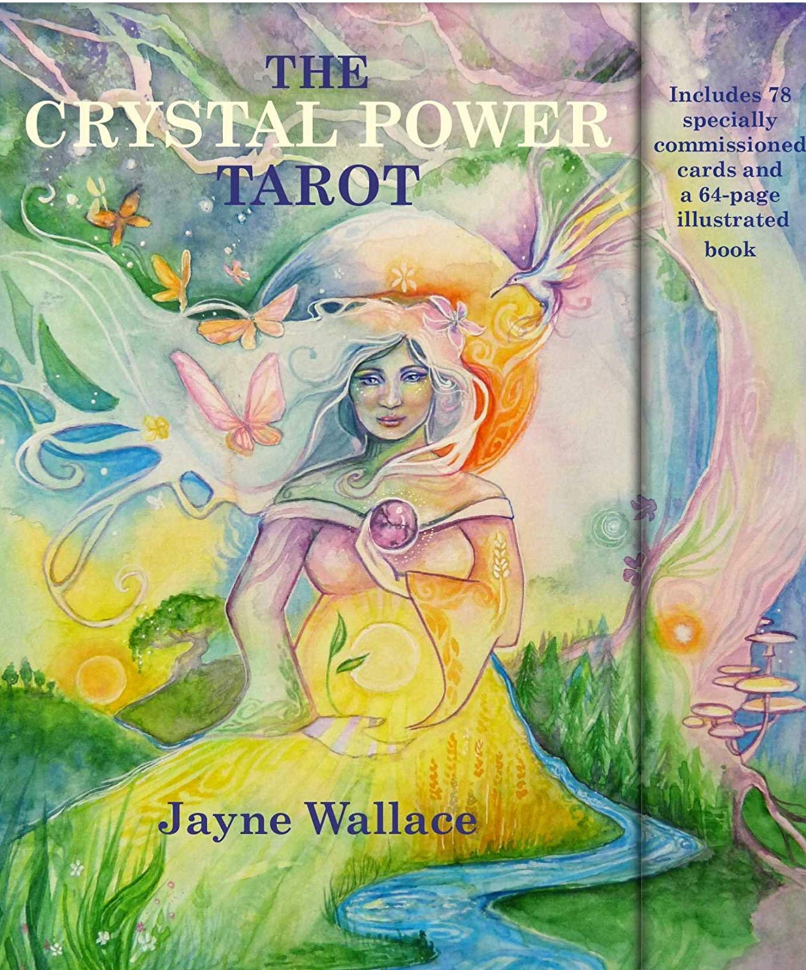 The Crystal Power Tarot: