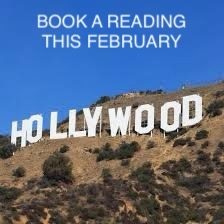 BOOK A READING WITH JAYNE WALLACE IN LA