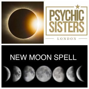 New Moon in Pisces by Kate May