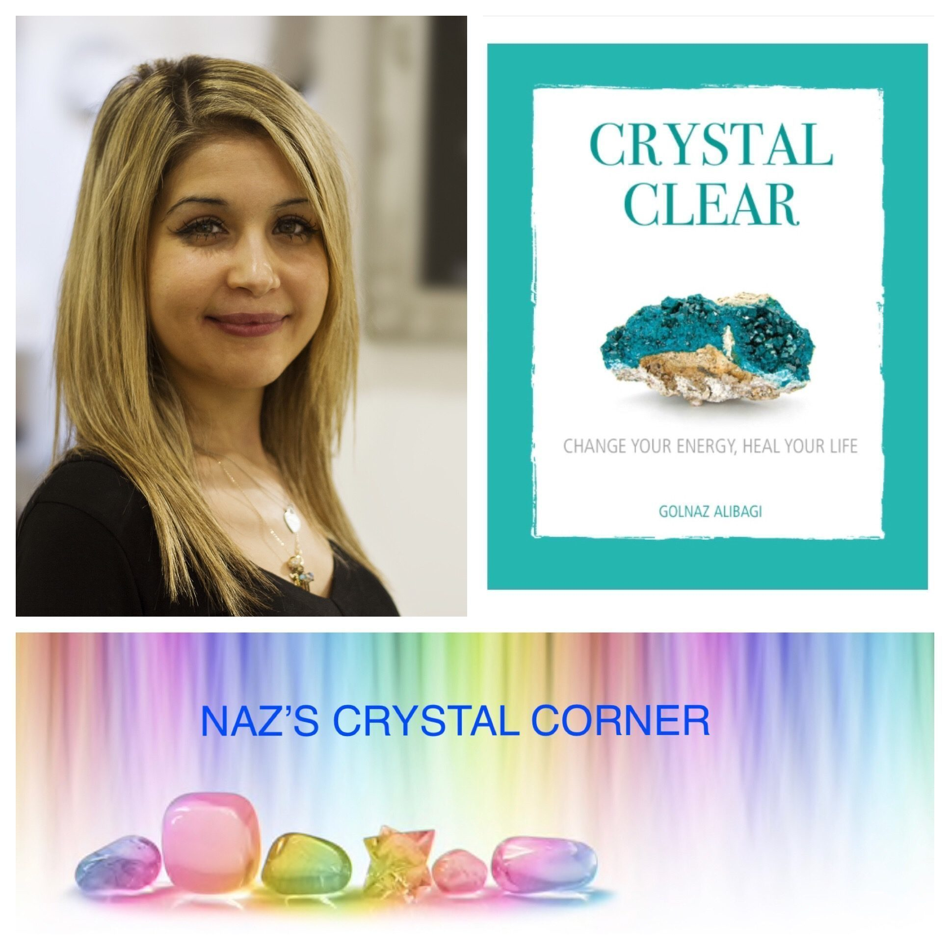 Naz's crystal horoscopes  9th - 15th June 2019