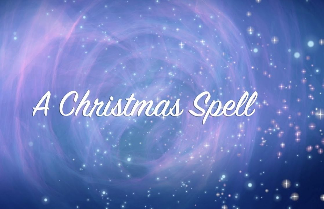 CREATING A CHRISTMAS SPELL