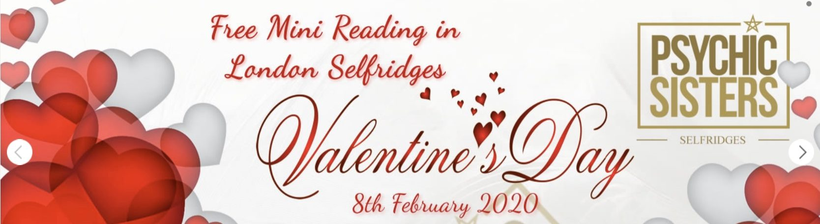 Free Mini Valentines Readings