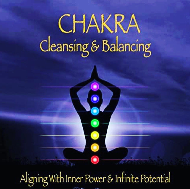 Cleansing your chakras