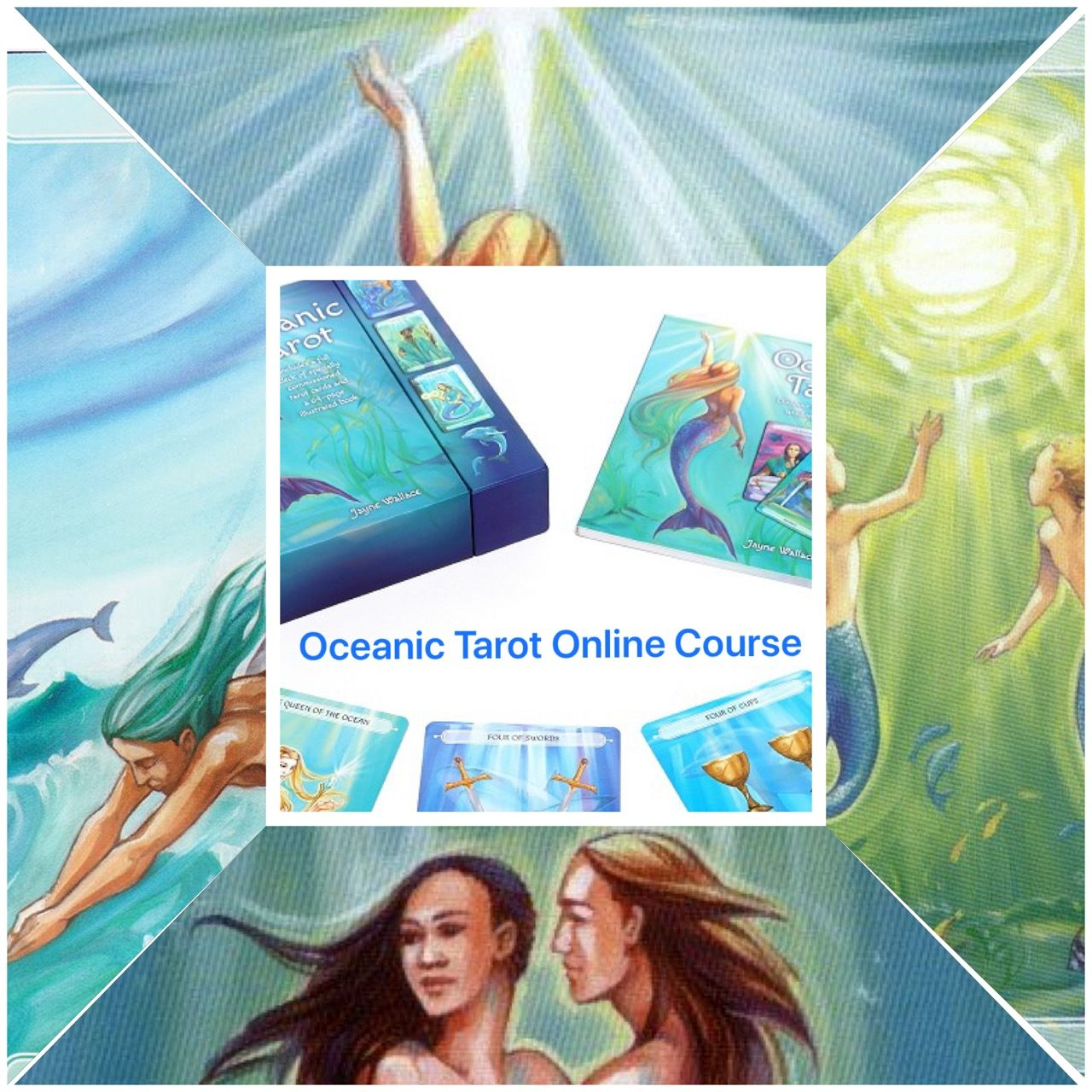 Oceanic Tarot Course - Nines - Week 10