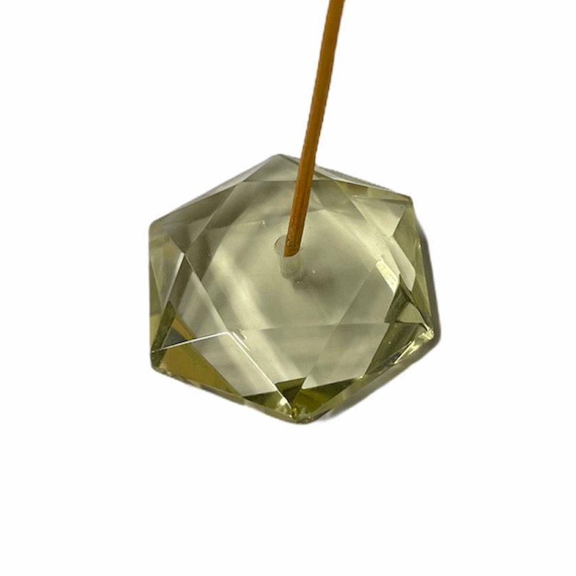 CITRINE HEXAGON HOLDER